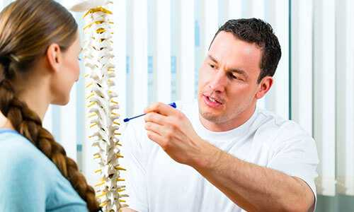 Spinal Mobilization and Manipulation